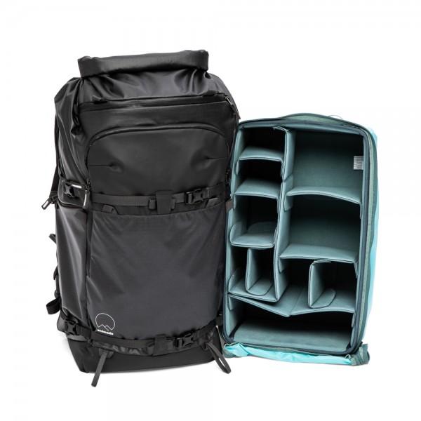 Shimoda Action X70 Starter Kit (inkl. XL DV Core Unit) - schwarz