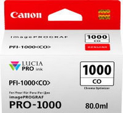CANON PFI-1000 CO Tinte, chroma optimizer 80ml