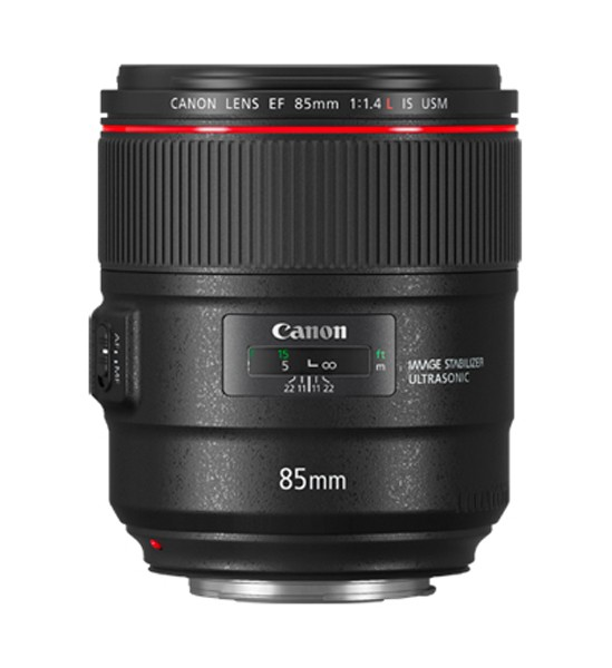 Canon EF 85mm/1,4 L IS USM