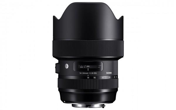 Sigma ART 14-24mm F2,8 DG HSM / Canon EF