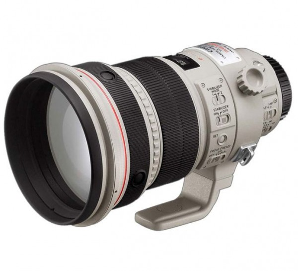 Canon EF 200mm/2,0 L IS USM