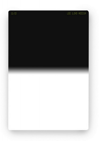 LEE 100 ND 1.2 Grau-Verlaufsfilter MEDIUM (+4 Blenden)