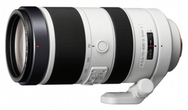 Sony SAL 70-400 mm / 4,0-5,6 G SSM II Objektiv