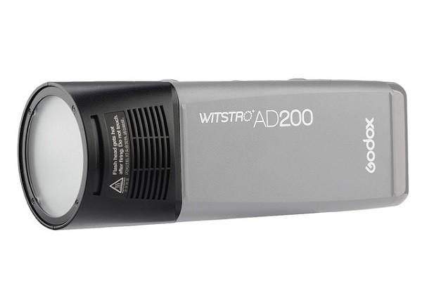 Godox H200R Rundkopf für AD200
