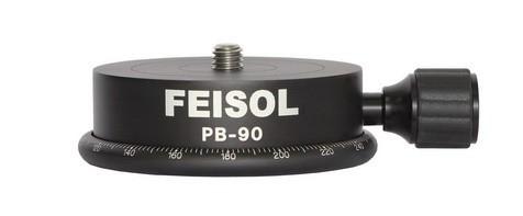 FEISOL PB-90 Panorama-Sockel