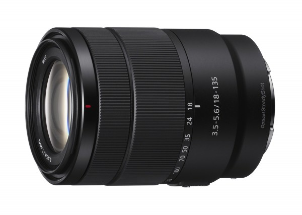 Sony SEL 18-135 mm / 3,5-5,6 OSS