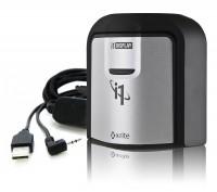 X-Rite i1Display Pro mit USB auf Seriell Kalibrierungskabel von Atomos