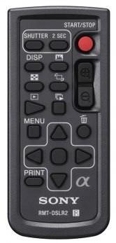 Sony RMT-DSLR2 IR-Fernbedienung