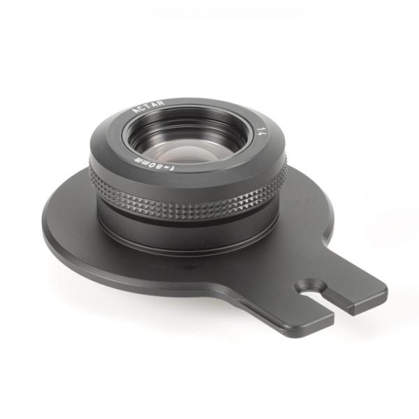 Cambo ACTAR 80mm f=1:4