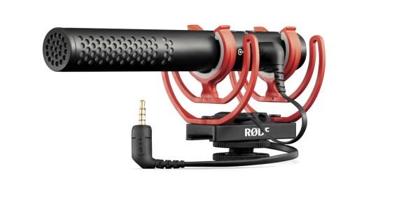 Rode VideoMic NTG Kondensator- Richtmikrofon zur Kameramontage