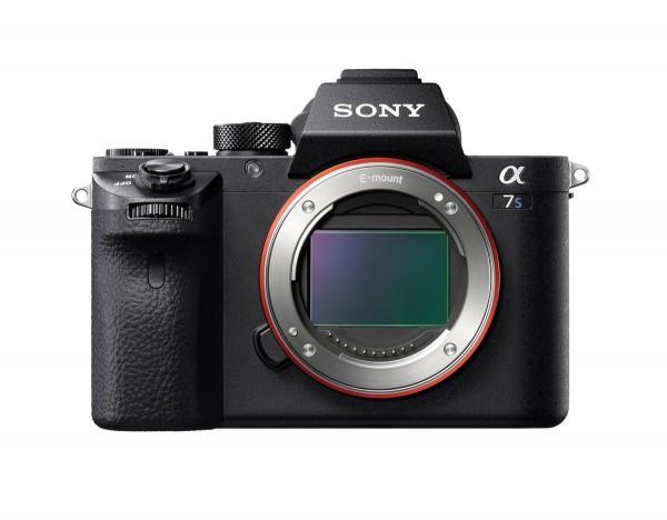 Sony Alpha 7S II Body ILCE7SM2B