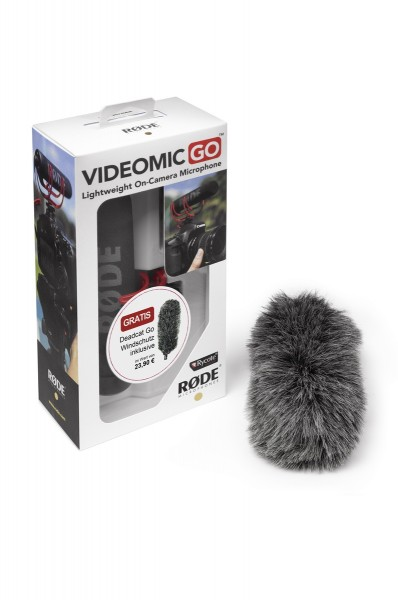 Rode KIT VideoMic GO Mikrofon