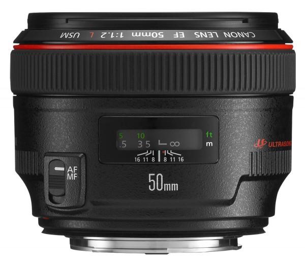 Canon EF 50mm/1,2 L USM