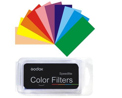Godox CF-07 Farbfilter für Systemblitze