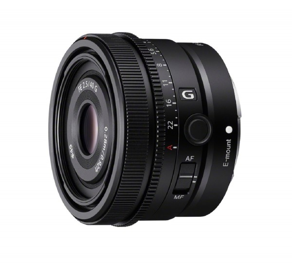 Sony SEL FE 40mm/2,5 G Premium