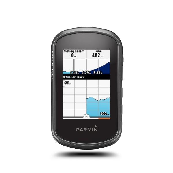 Garmin ETREX TOUCH 35 TOPOACTIVE EUROPE Grau/Schwarz