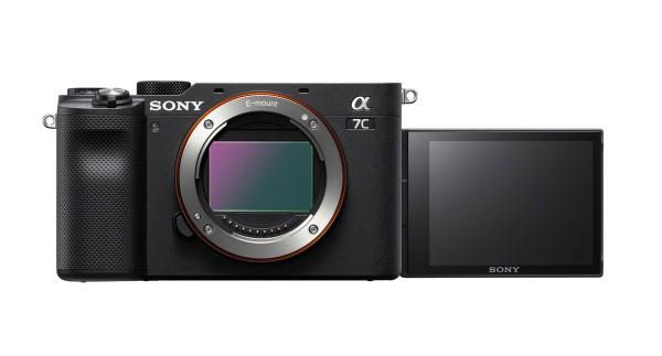 Sony Alpha 7C Body schwarz