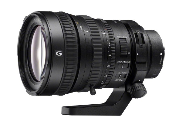 Sony SEL-P FE 28-135 mm / 4,0 OSS PZ G Objektiv
