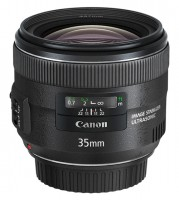 Canon EF 35mm/2,0 IS USM