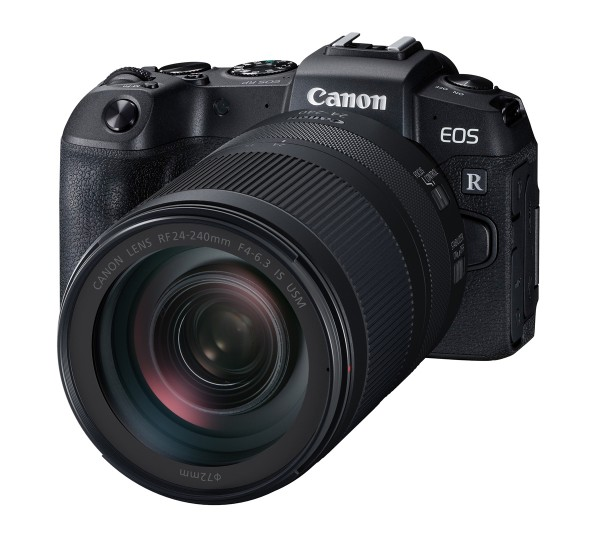 Canon EOS RP & RF 24-240mm/4,0-6,3mm IS USM (ohne R Adapter)