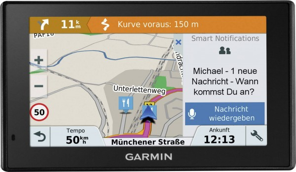 Garmin DRIVESMART 51 LMT-D EU 5-Zoll