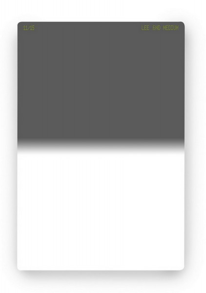 LEE ND 0.6 Grau-Verlaufsfilter MEDIUM (+2 Blenden)