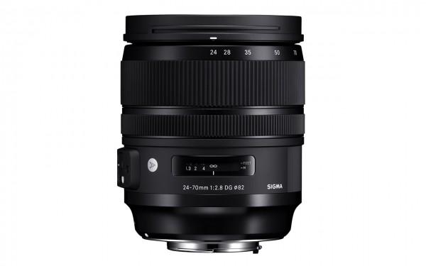 Sigma ART 24-70mm F2,8 DG OS HSM / Nikon F