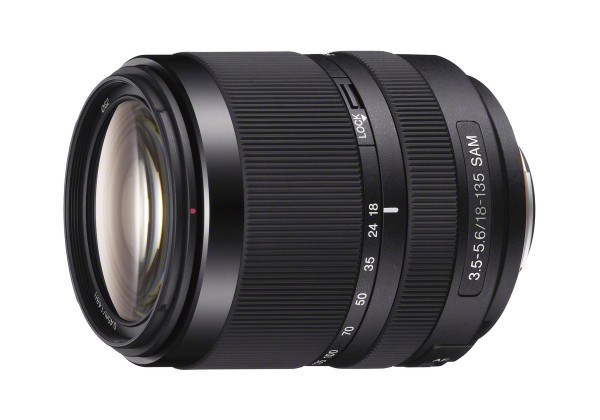 Sony SAL 18-135 mm / 3,5-5,6 DT SAM