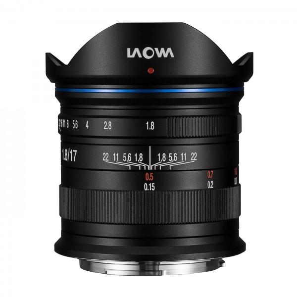 LAOWA 17mm f/1,8 für MFT