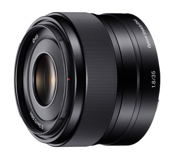Sony SEL 35 mm / 1,8