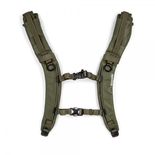 Shimoda Damenschultergurt Standard (petite) - Armeegrün