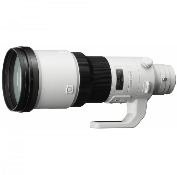 Sony SAL 500 mm / 4,0 G SSM Objektiv