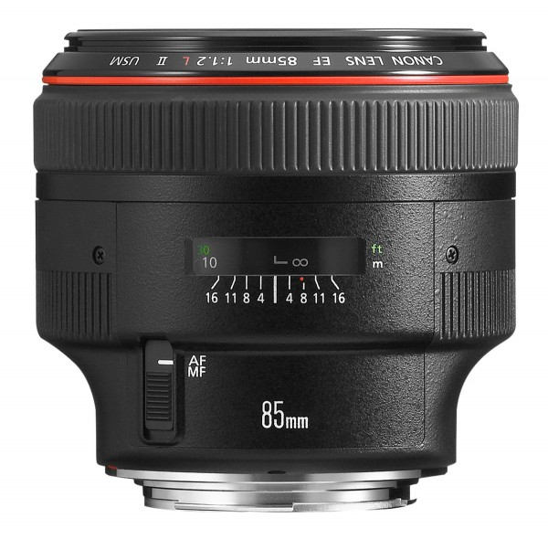 Canon EF 85mm/1,2 L USM II