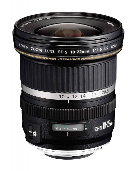 Canon EF-S 10-22mm/3,5-4,5 USM