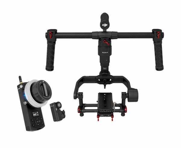 DJI Ronin M & Focus Unit SET