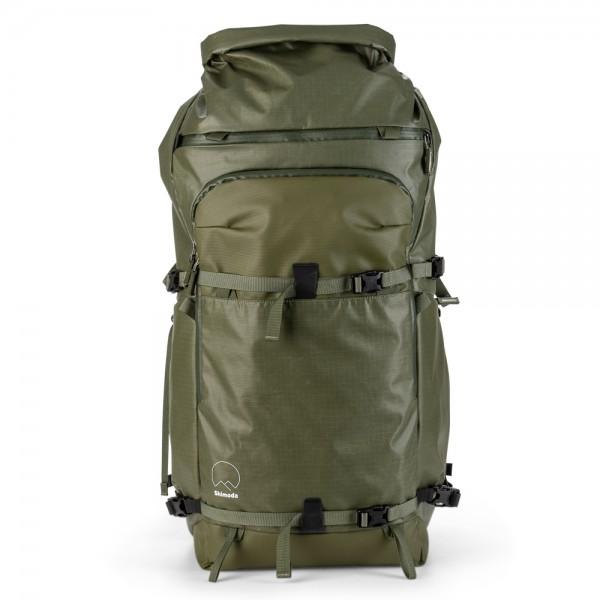 Shimoda Action X70 Rucksack - Armeegrün