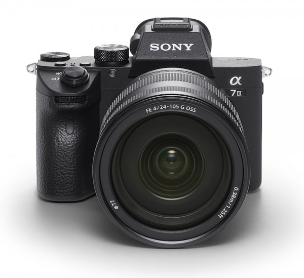 Sony Alpha 7 III & SEL FE 24-105mm OSS DSLM-Kit