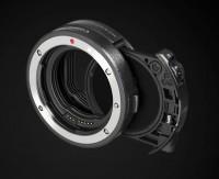 Canon EF-EOS R Adapter mit Graufilter Einsteckfilter (V-ND)