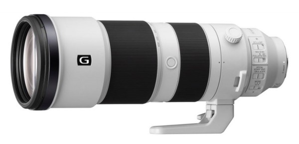 Sony SEL 200–600 mm F5,6–6,3 G OSS