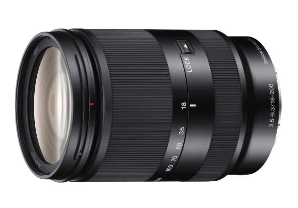 Sony SEL 18-200 mm / 3,5-6,3 OSS