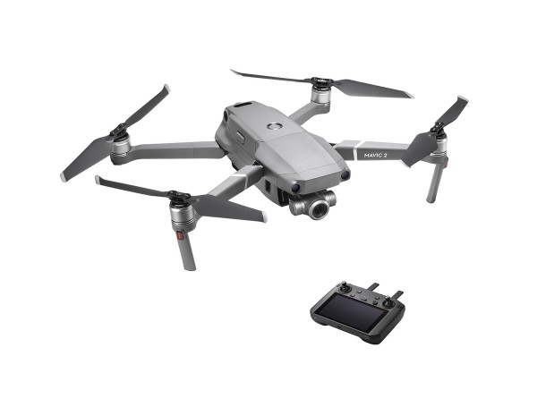 DJI Mavic 2 Zoom Quadrokopter mit Smart Controller
