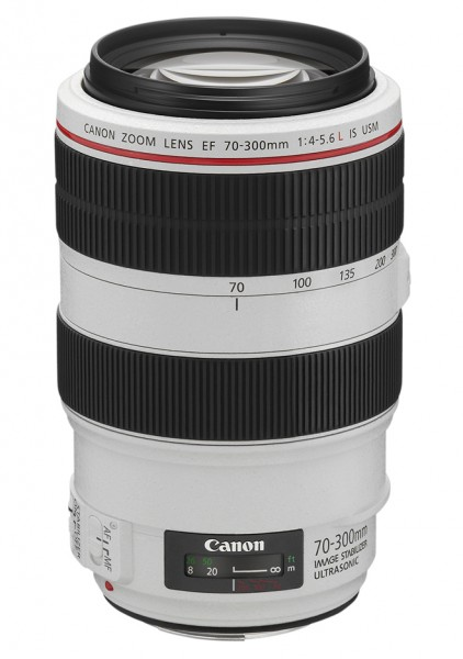 Canon EF 70-300mm/4-5,6 L IS USM