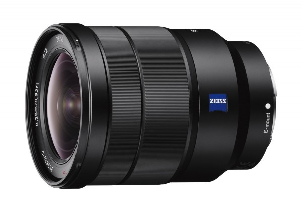 Sony SEL 16-35 mm / 4 ZA OSS Vario-Tessar® T*