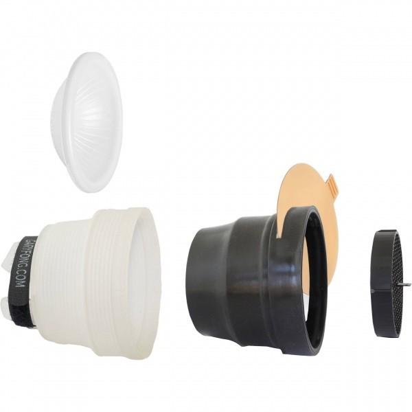 Gary Fong Lightsphere + SnootSkin Creative Expansion Kit