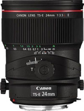 Canon TS-E 24mm/3,5 L II