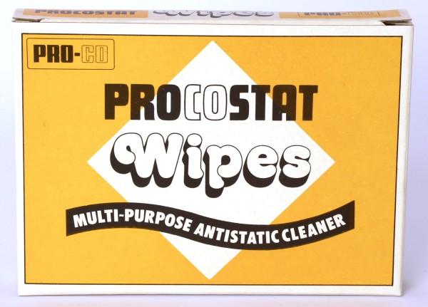 PRO-CO Procostat Antistatiktücher, 10er Pack