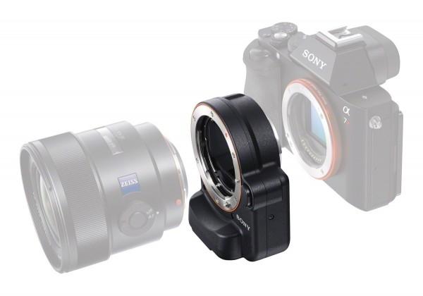 Sony LA-EA4 Adapter