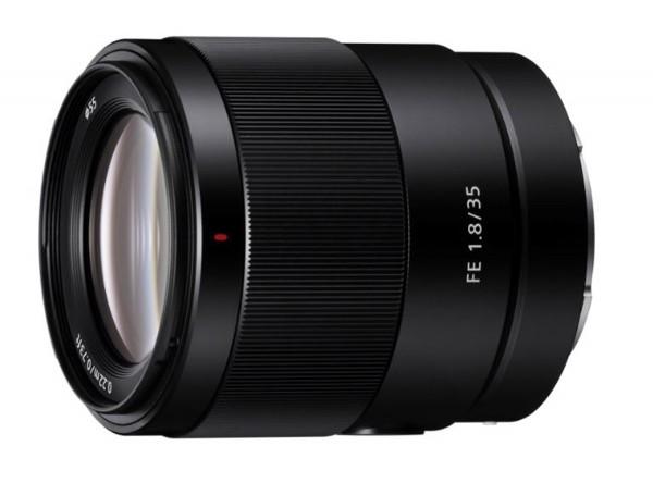 Sony SEL 35 mm / 1,8 Fullframe