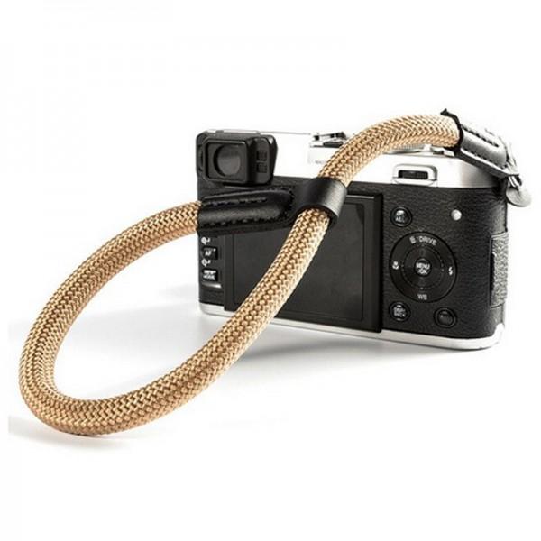LASSO Kamera-Handschlaufe, geflochten, BEIGE