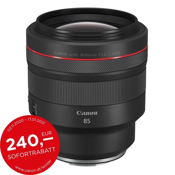 Canon RF 85mm/1,2 L USM